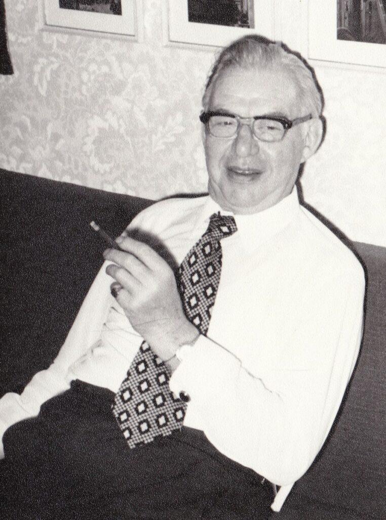 Glasermeister Paul Tollert junior